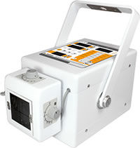 Battery Powered High Frequency Portable X-Ray System