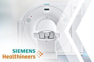 Siemens CT imaging