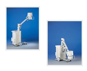TMS Mobile X-Ray unit - Image 2