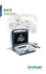 Ultrasound Equipment S6V - Brochure