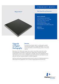 100 Micron Ultra High DR Panel Brochure