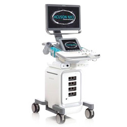 Mobile Ultrasound Machine - Siemens Acuson NX3
