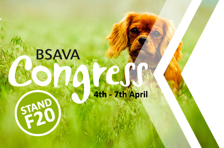 Visit us at BSAVA Congress 2019