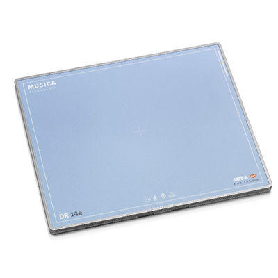 AGFA DR 14e The DR 14e Cassette - Compact Quality Digital Imaging