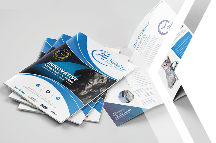 PLH Medical Product Brochure