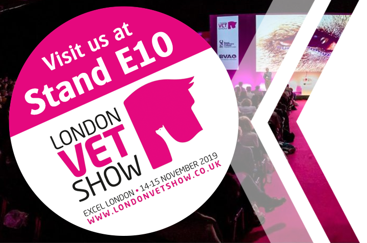 London Vet Show 2019 – We're attending!
