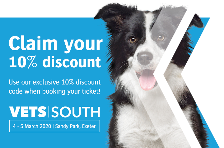 10% Discount on Your Vets South Tickets!
