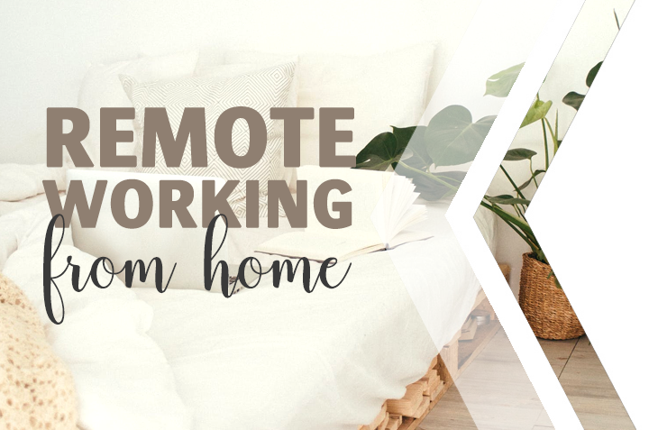 Remote Working From Home