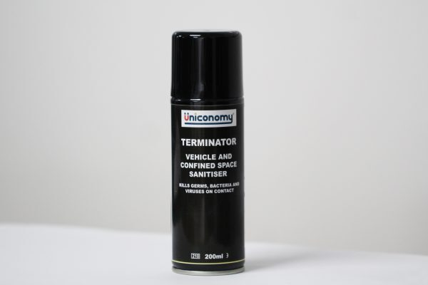 Vehicle and Confined Space Sanitiser