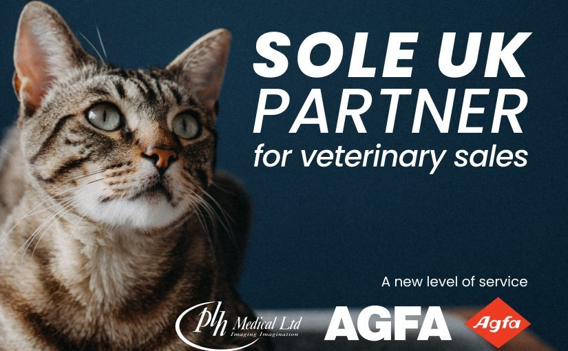 AGFA Sole partner for veterinary sales